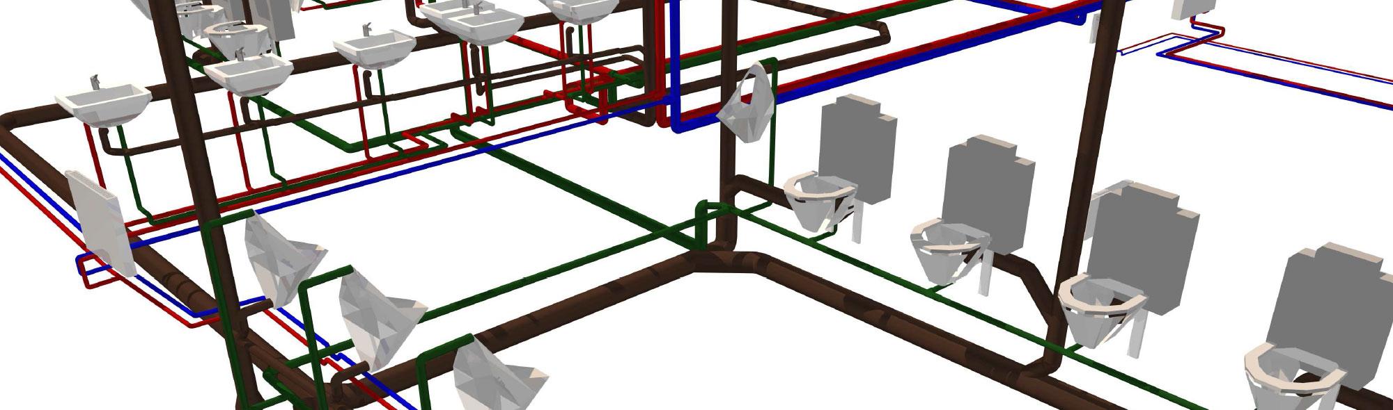 Projektowanie instalacji sanitarnych
