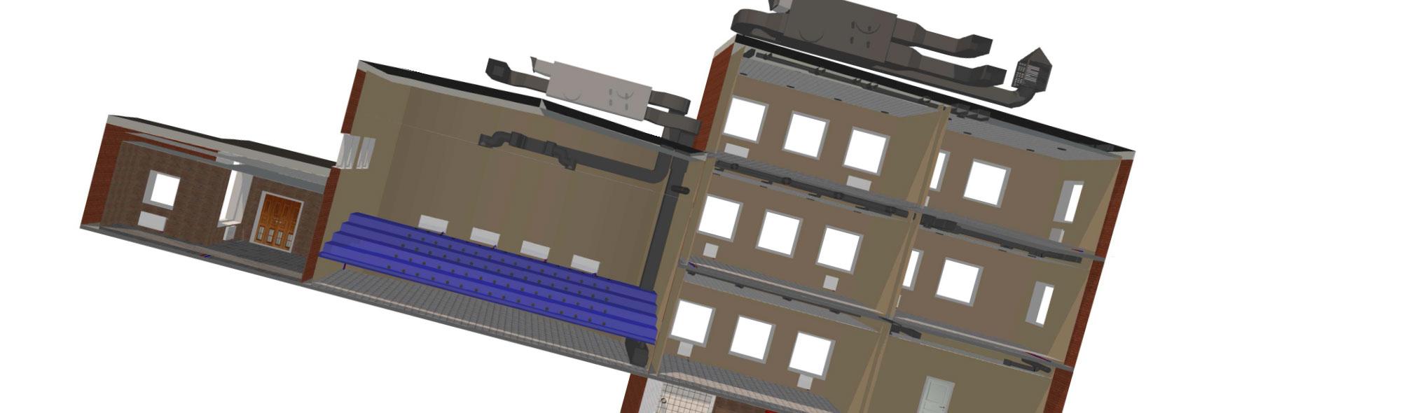Projektowanie sanitarnych instalacji ISMA