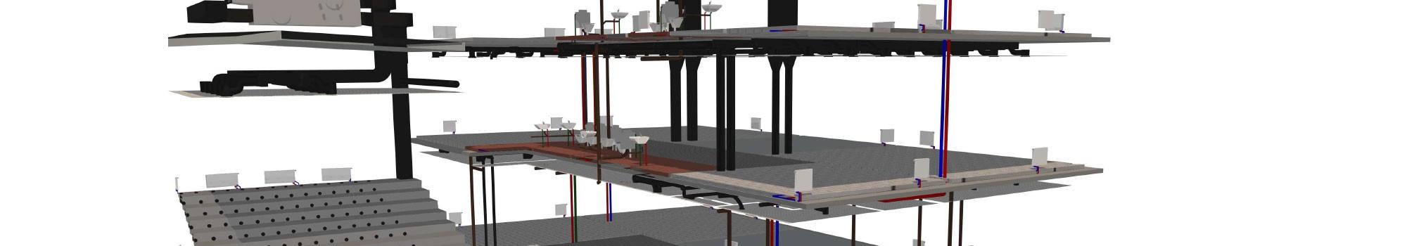 Olsztyn instalacje sanitarne 3D